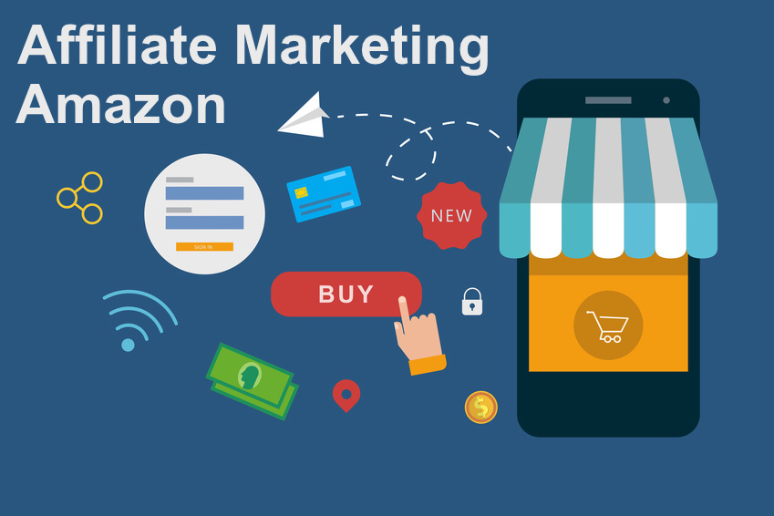 How To Make Money With Affiliate Marketing Amazon Sites ...
