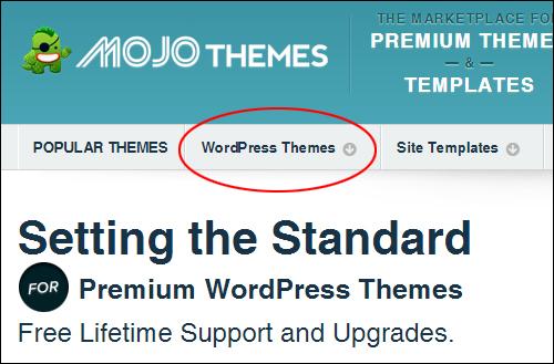 Mojo - themes for WordPress