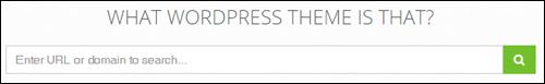 What WordPress Theme Is That WP Theme Checker