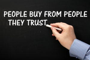 Build trust to boost affiliate commissions